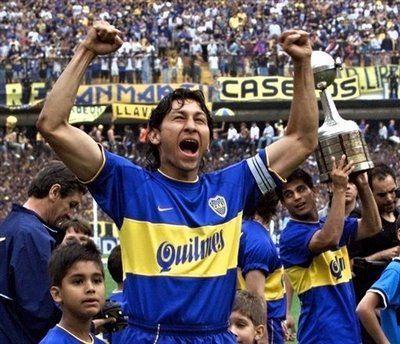 Jorge Bermúdez, Boca juniors