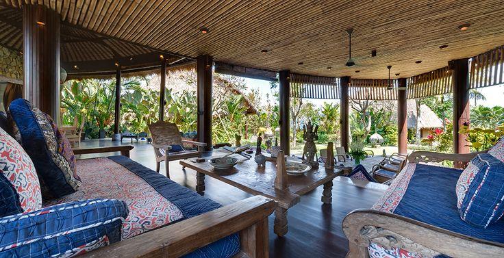 Villa Taman Ahimsa, Bali.