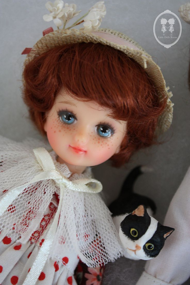 https://flic.kr/p/q5FjyM | Anna. | Dreamy Doll By Little Dolls Room. Head : Licca Chan. Body : Pure Neemo Flection XS Normal Skin.