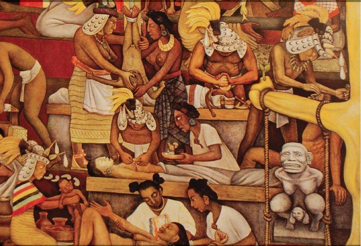 La impresionante y eficaz medicina prehispánica  -  La medicina náhuatl o ticiotl al igual que en otras culturas antiguas, también fue mágica y empírica. A diferencia de la medicina europea, no fue especialmente sintomática ya que los mexicas se ocuparon de las causas y esencia de las enfermedades. Se enseñaba en los templos por los tepoxtlatos o sacerdotes a los momaxtles o discípulos. Se aprendía la manera de conocer las enfermedades, la terapéutica mediante la cirugía, el uso de plantas o…