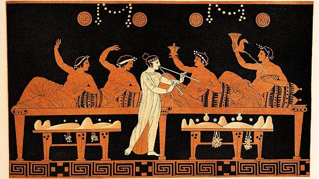 Find out what did Ancient Greeks used to eat and which was the role of olive oil in their lives! By Virgilliant Greek Olive Oil