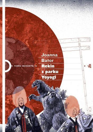 Okładka książki Rekin z parku Yoyogi