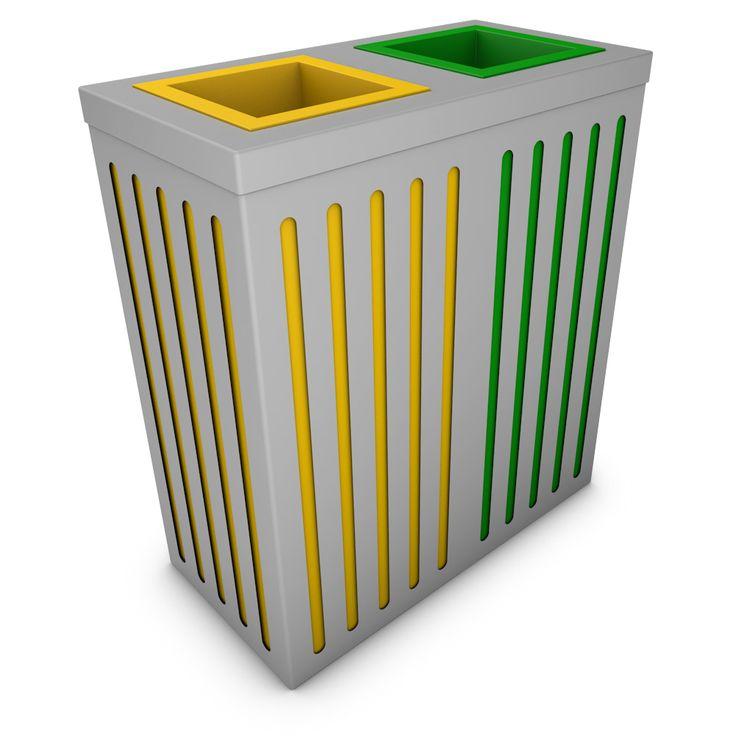 Les 25 meilleures id es de la cat gorie poubelle double sur pinterest poubelle de tri meuble - Poubelle double tri ...