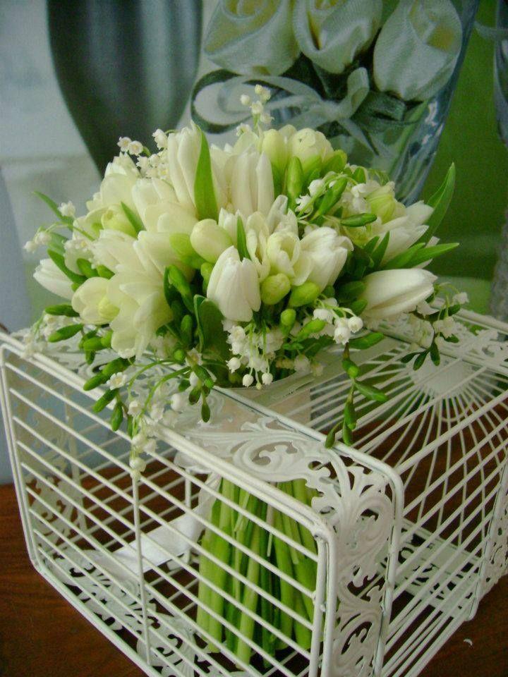 special wedding bouqet