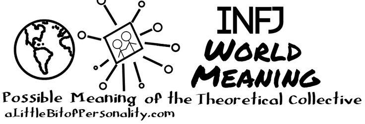 INFJ --The Paladin -- World Meaning Specialization | Type Specializations: What Makes *My* Type Special? #MBTI #INFJ