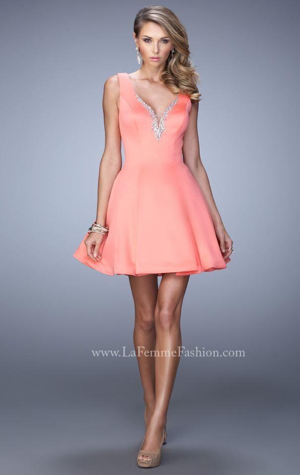 La Femme 22009 Dress - MissesDressy.com