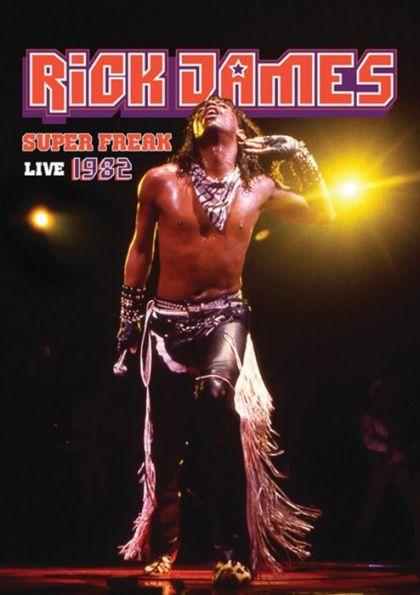 Rick James: Superfreak 1982