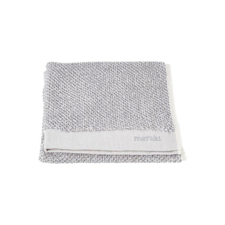 MERAKI MOTTLED GREY SMALL TOWEL – THE HOUSE JAR