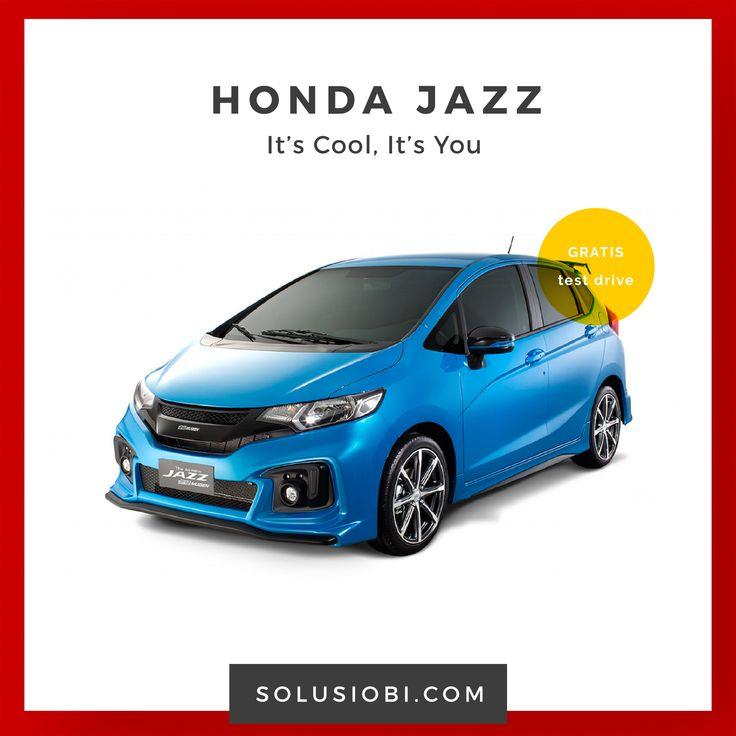 Mobil Honda Jazz  Honda Jazz hadir dengan kabin yang terluas dikelasnya, kapasitas yang fleksibel, performa handal dan efisiensi bahan bakar untuk memberikan kesenangan berkendara yang Kamu inginkan . . .