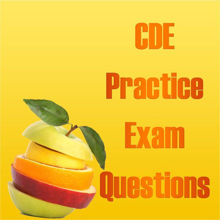 [PDF] Certified Diabetes Educator Study Guide Cde Exam ...