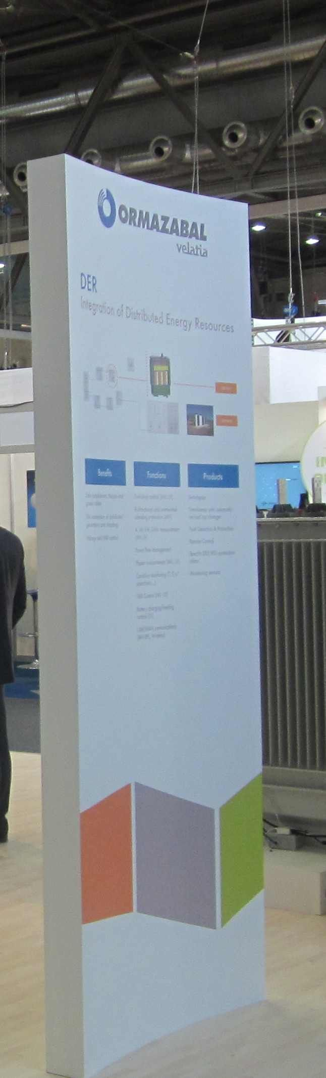 European Utility Week - Integration of Distributed Energy Resources