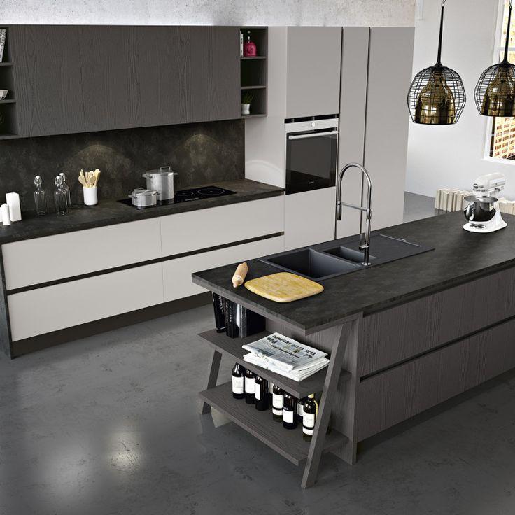 Più di 25 fantastiche idee su Cucine Moderne su Pinterest  Progettazione di una cucina moderna ...
