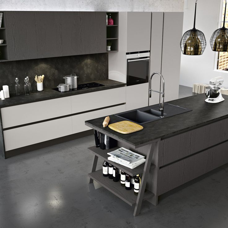 Maniglie x mobili da cucina design casa creativa e - Maniglie mobili ikea ...