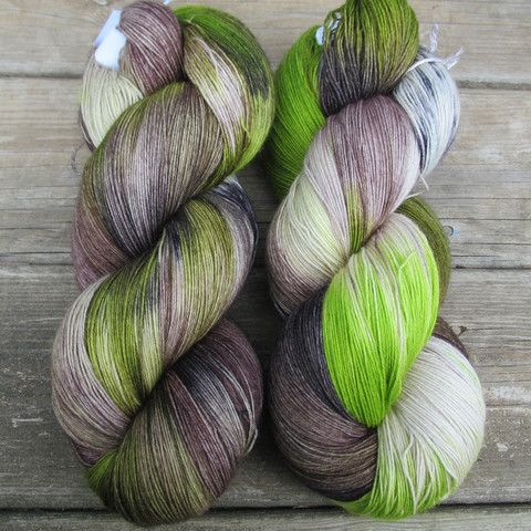 Shaken Not Stirred - Cosmic - Babette | Miss Babs Hand-Dyed Yarns & Fibers, Inc.