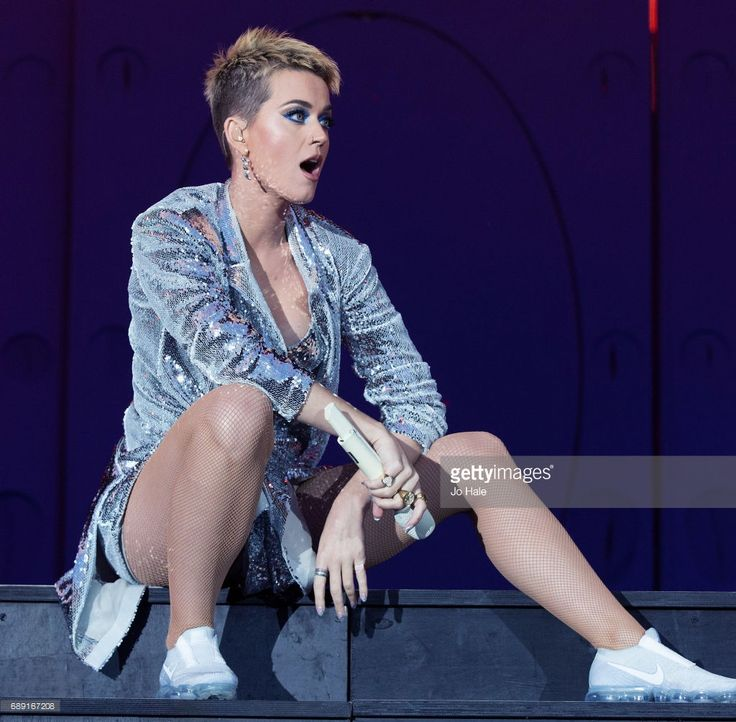 Katy Perry headlines and performs on stage on Day 1 of BBC Radio 1's Big Weekend 2017 at Burton Constable Hall on May 27, 2017 in Hull, United Kingdom.