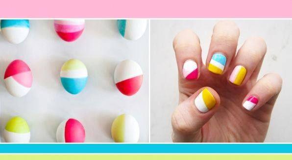 Vagy trendi #tojásminta legyen a #körmökön? / Or will be trendy egg-pattern on #nails?