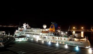 Navio de Cruzeiros Bremen