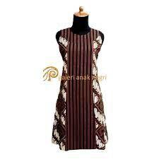 Lurik batik combination. Make it longger, add long sleeve, you've got yourself a ghameez !