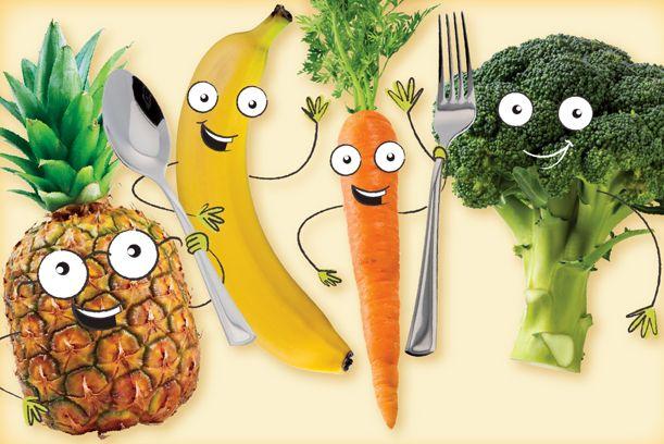 Hyatt - For Kids By Kids Healthy Meal Options.