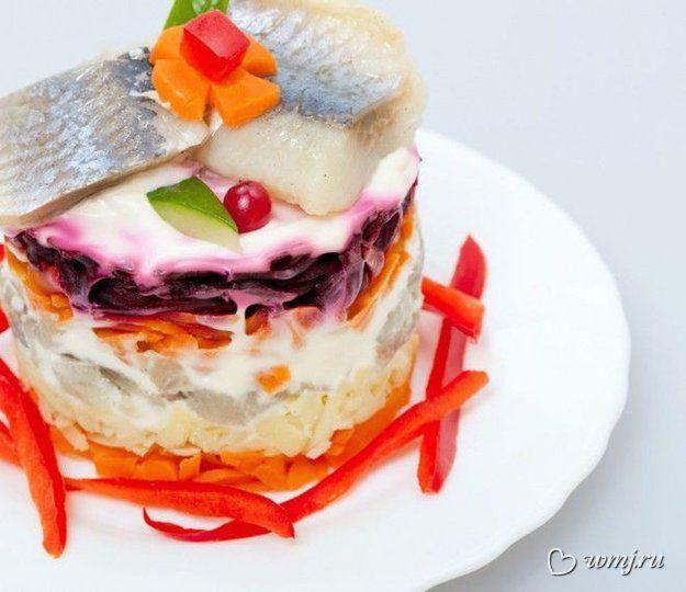 Диетические рецепты салатов на Новый год | www.wmj.ru