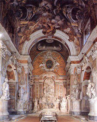 NAPOLI Cappella di San Severo
