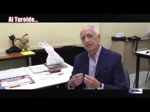 """TARAStv: """"AL TUROLDO..."""" PENSIONE 'O MARECHIARO"""