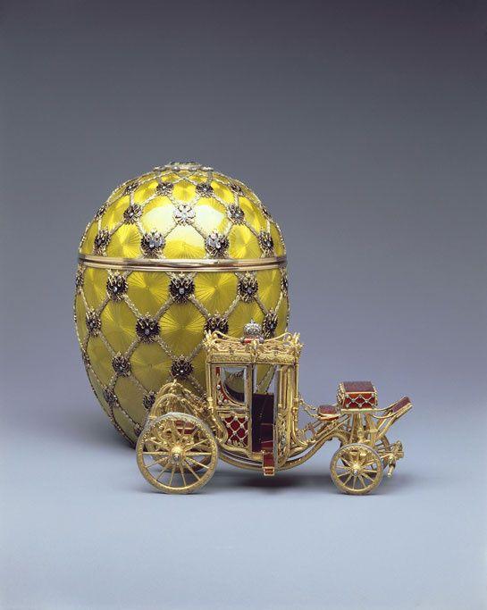 The world of Fabergé according to Tatiana Fabergé A comprehensive reference guide coronation egg