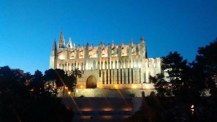 Catedral, Palma de Mallorca España.