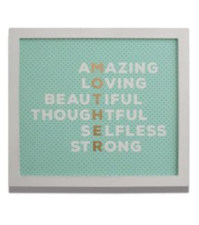 Mother's Day Wall Sign