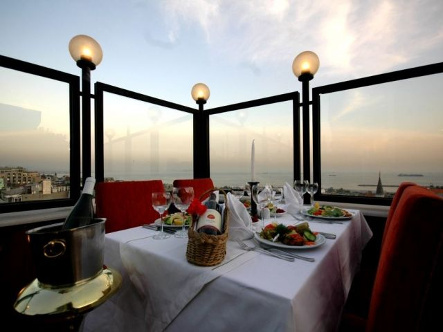 Week-end Istanbul Look Voyages, promo séjour pas cher à l'Hotel Antik Istanbul prix promo week-end Look Voyages à partir 389,00 € TTC