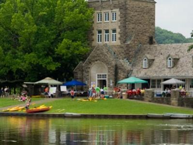 The North Park Boathouse opens tomorrow! Kayak, rowboat ...