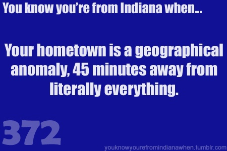 This can't be more true, especially now that I'm two hours away from the closest Walmart.