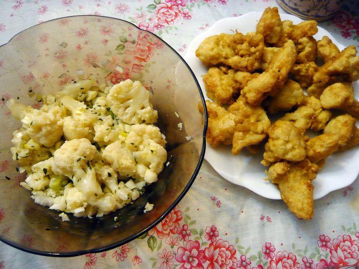 #Cocina conmigo: ¿#Coliflor?