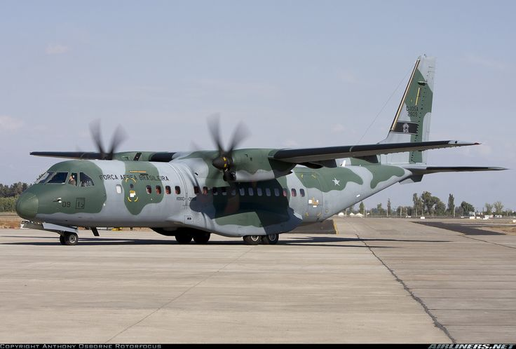 C-295 Brasil Air Force