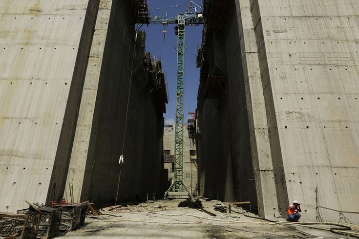 Expanding the Panama Canal - The Atlantic