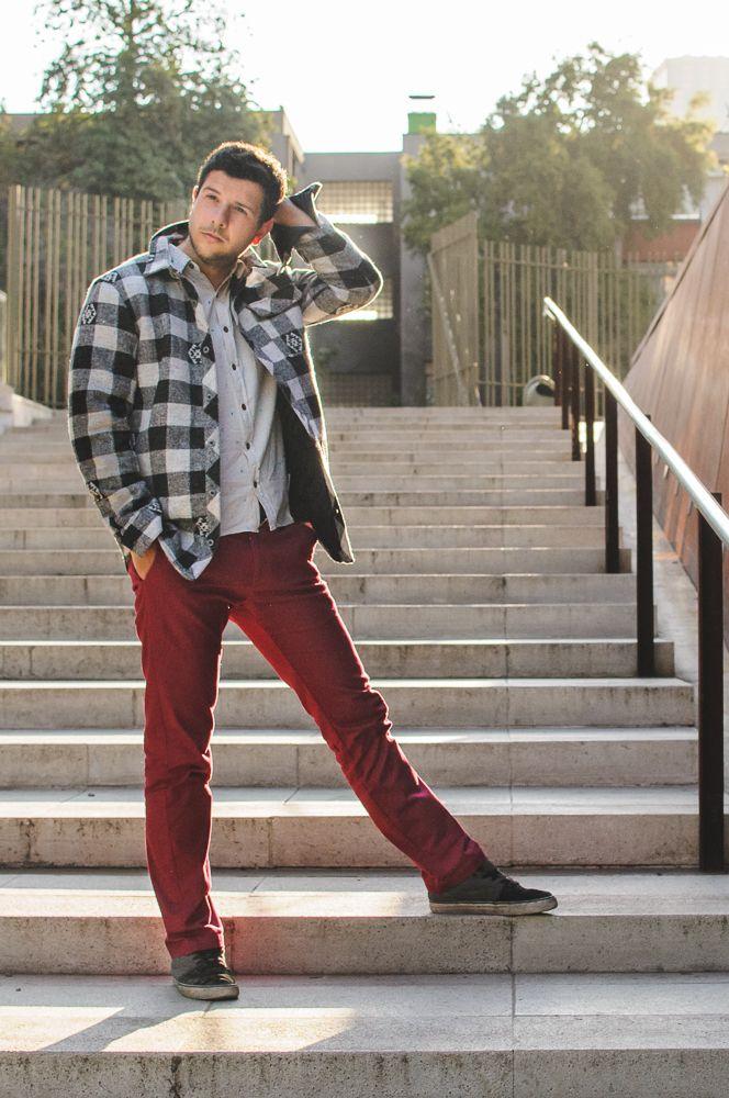 #Me #Rusty #Chile #man #style #Volcom #MauiandSons