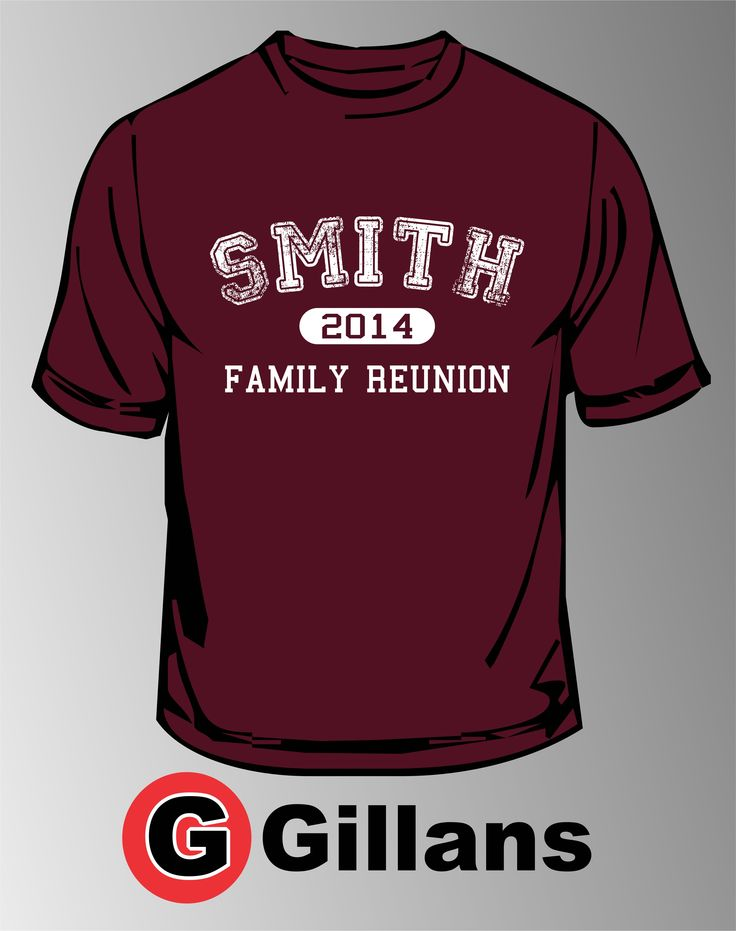 13 best images about family reunion ideas on pinterest for Printed t shirts for family reunion