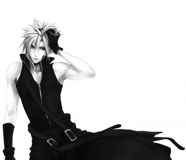Best 25 final fantasy character names ideas that you will - Cloud strife fanart ...