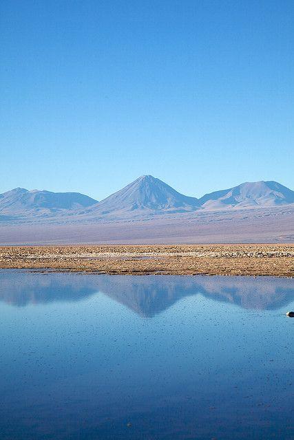 Salar de Atacama .