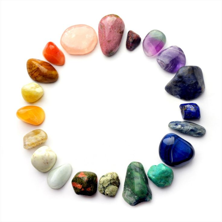 La lithotherapie : Le pouvoir des pierres et minéraux