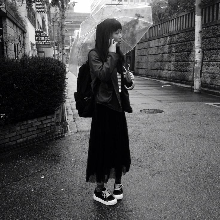 Osaka rain