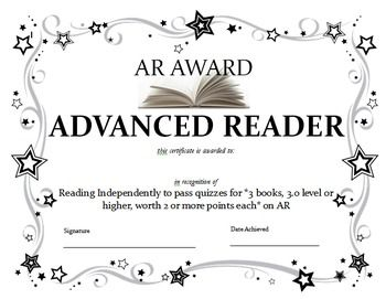 90 best ar mini challenges images on pinterest teaching reading i created some cute certificates to pass out for my strong accelerated readers the certificates yadclub Gallery