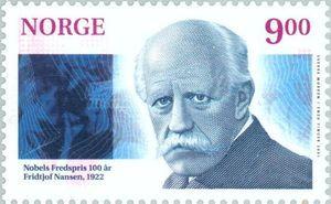 Fridtjof Nansen (1861-1930) explorer, scientist, diplomat, h