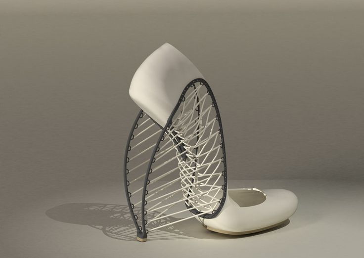Marla Marchants 3D Printed Footwear