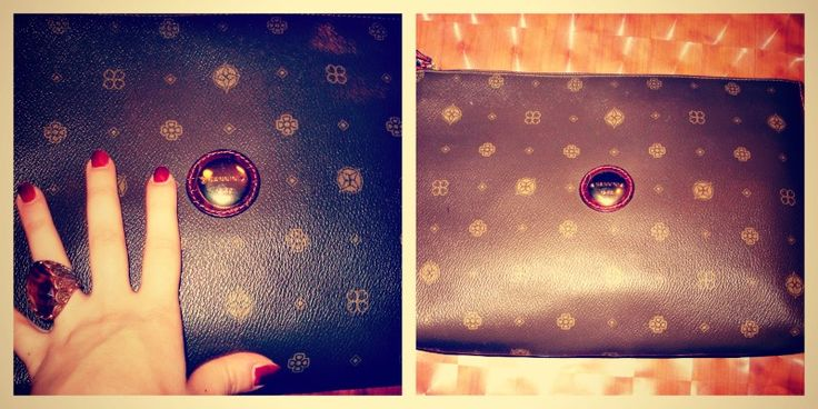 Vintage From Mom <3 Nannini Bag