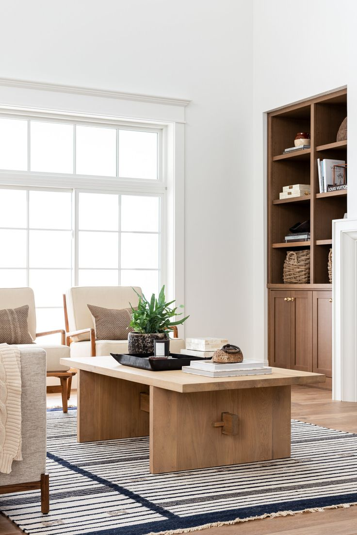 Get the look pine brook project coffee table textured