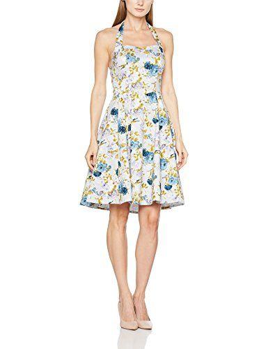 a10b2b284772 Joe Browns Pastel Vintage Dress Vestito Donna Viola (Lilac Floral A ...