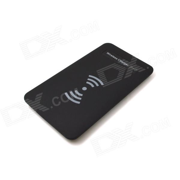 Color: Black; Brand: N/A; Model: T1501; Material: ABS; Quantity: 1 Piece; Compatible Models: Others,Nokia Lumia 920 / LG Nexus 4 / Samsung Galaxy S3 i9300 / S4 i9500; Input Voltage: 5 V; Output Current: 1 A; Output Power: 5 W; Output Voltage: 5 V; Plug Specifications: Others,USB 2.0 / micro USB; Packing List: 1 x Wireless charger1 x Charging cable (100cm)1 x Chinese / English user manual; http://j.mp/1lkxxD7
