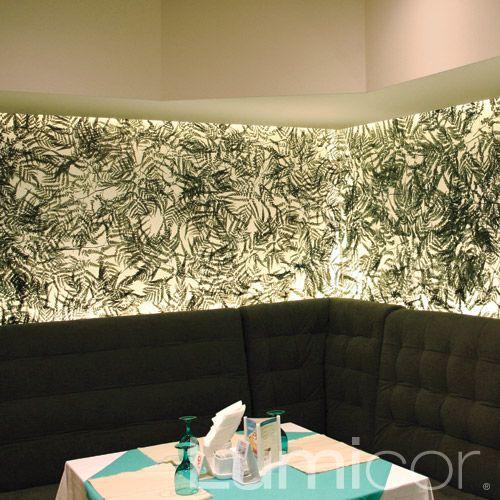 Restaurant Booth / Woodland Digital