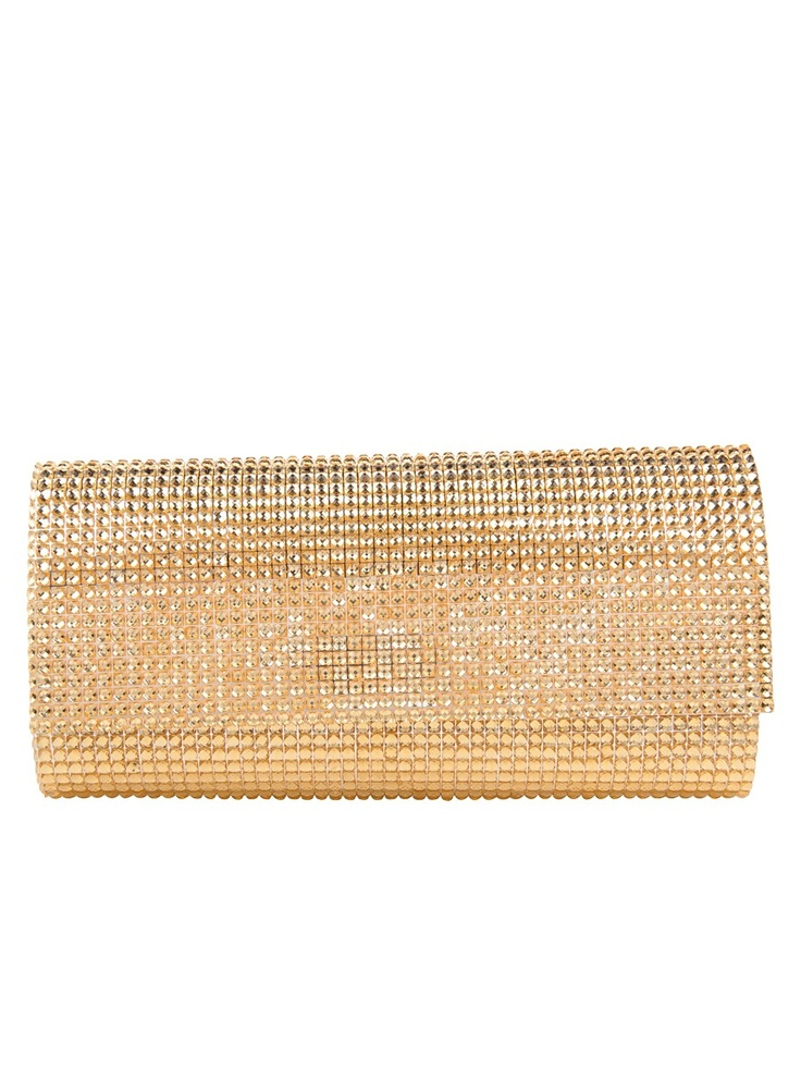 Statement Clutch - NIGHT LIGHTS CLUTCH by VIDA VIDA SWG3hoW3D